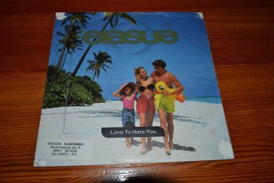 """Erasure - Love to hate you  7"""" singl vinyl sp"""