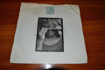 "Tina Turner - The best  7"" singl vinyl sp"