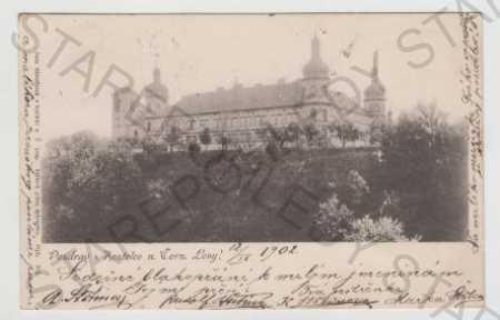 Praha - Východ, Kostelec nad Černými Lesy, Zámek,