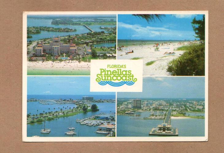 FLORIDA...USA...STAV DLE FOTA (21) - Pohlednice