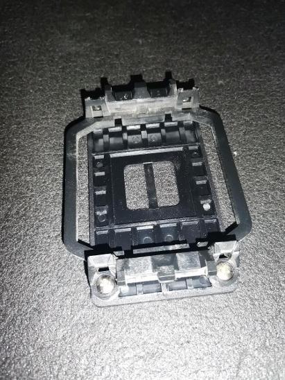 Držák chladiče am2, am3 - Kvalitní, žádná čína.  - PC komponenty