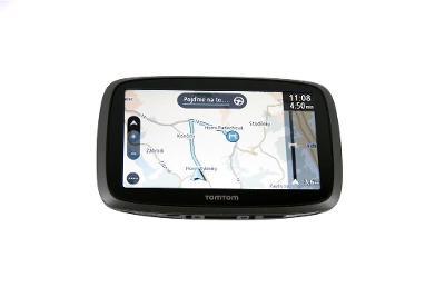 GPS navigace TomTom GO 5000 Europe lifetime mapy