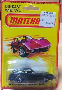Matchbox-78A Fairlady Z USA Blister