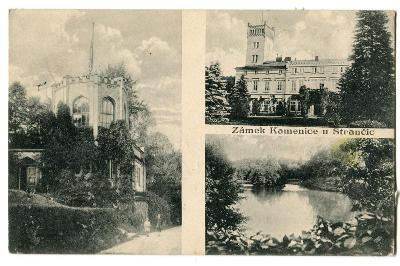 Kamenice u Strančice, Praha východ