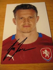 Jan Kopic - ČR - orig. autogram