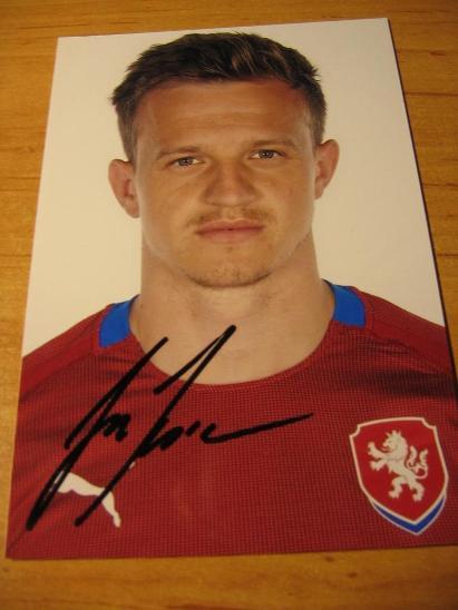 Jan Kopic - ČR - orig. autogram  - Ostatní