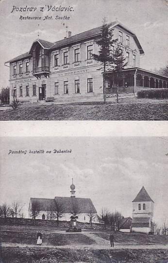 VÁCLAVICE - RESTAURACE - OKÉNKOVÁ - 18PQ97