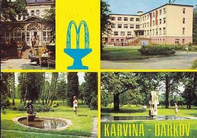 KARVINÁ - DARKOV LÁZNĚ - OKÉNKOVÁ -26PQ50