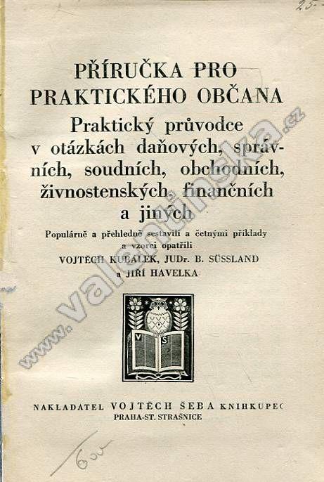 Příručka pro praktického občana - Knihy
