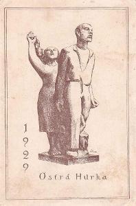 OPAVA - HÁJ - OSTRÁ HŮRKA 1929 - 30-PY22