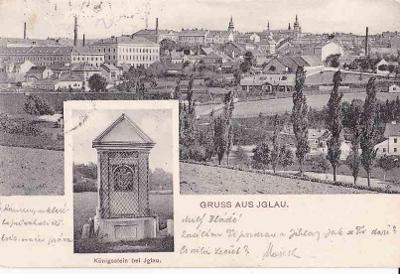 JIHLAVA - GRUSS AUS -30-RY86