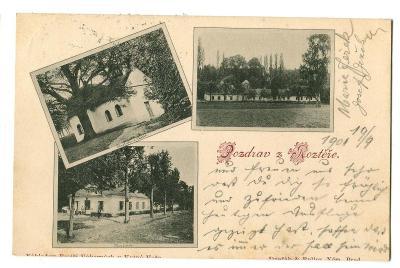 Roztež - Vidice, Kutná Hora