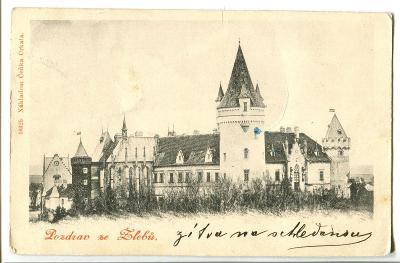 Žleby, Kutná Hora (pošk.)