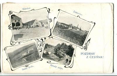 Čestín, Kutná Hora (pošk.)