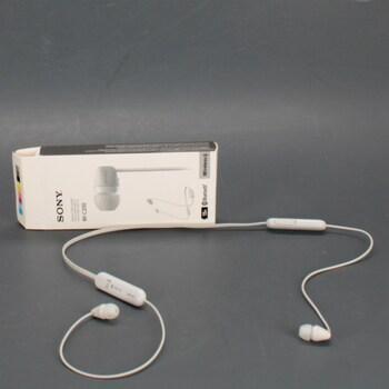 Bezdrátová sluchátka Sony WI-C200