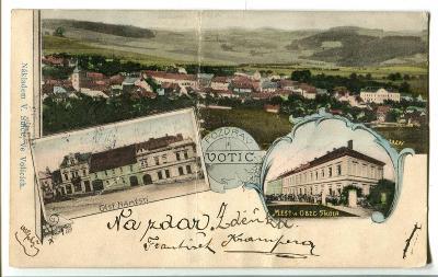 Votice, Benešov, (pošk.)