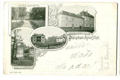 Stará Boleslav - Houštka, Brandýs nad Labem, Praha vých