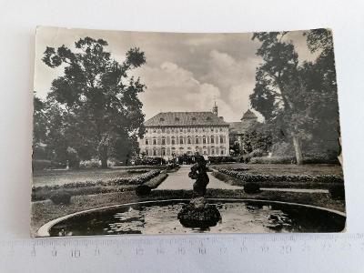 Pohled Státní zámek Libochovice