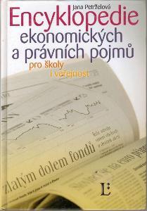 Encyklopedie ekonomických a právních pojmů pro školy a