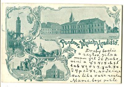 Mnichovo Hradiště, Mladá Boleslav, nádraží a rozhledn