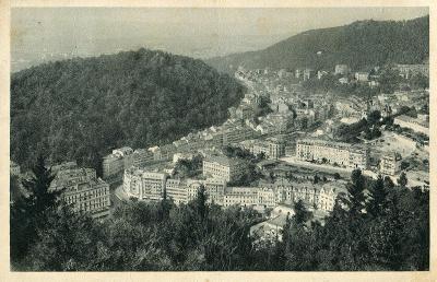 Karlovy Vary (Karlsbad)