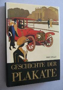 Geschichte der Plakate (Dějiny plakátu)
