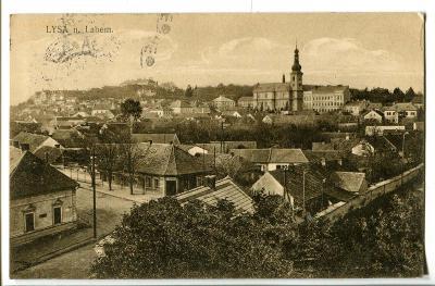 Lysá nad Labem, Nymburk