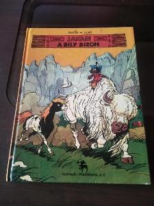Komiksy Jakary a Bílý bizon kniha