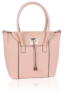 Elegantní béžová kabelka