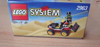 LEGO SYSTEM 2963 - NOVÉ