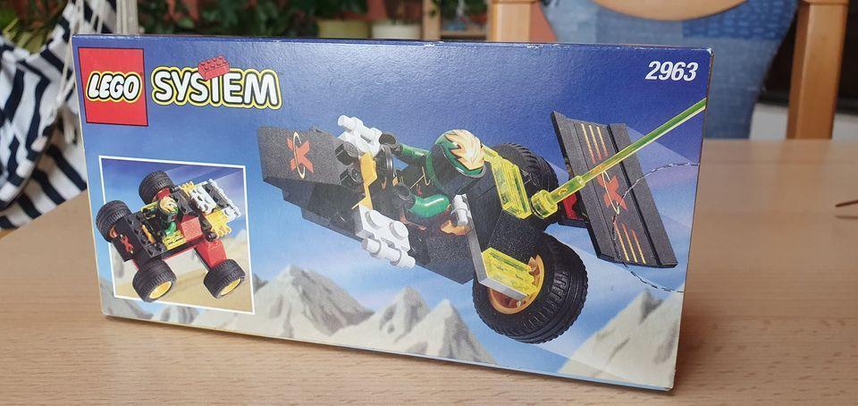 LEGO SYSTEM 2963 - NOVÉ - Hračky