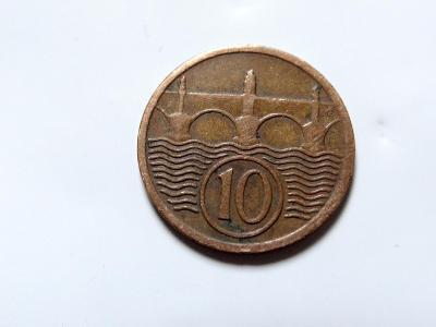 10 haléř 1927