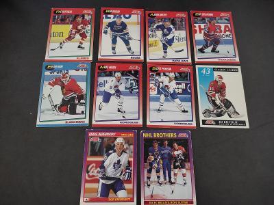 Hokejove karty Score 91