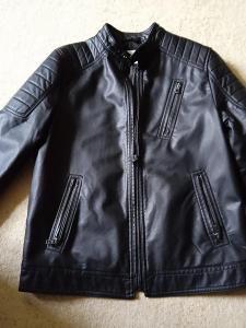 Chlapecká koženková bunda ZARA 164 vel