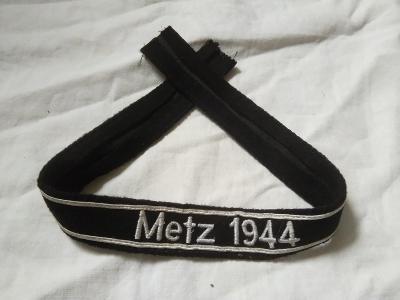 Pasku na ruku Metz 1944 III Rise