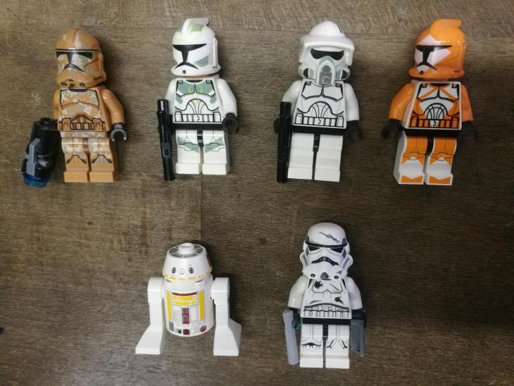 Lego Star Wars figurky - Hračky