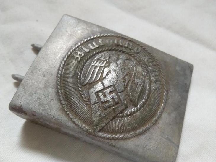 Nemecka prezka III Rise Hitlerjugend 38 - Vojenské