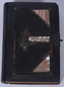 Modlitební knížka Albacha posvátní zvukové, Steinbrener Vimperk, 1898
