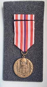 Medaile Československa obec legionářská