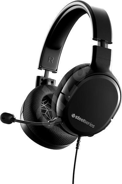 Nefunkční a pouze pro podnikatele: sluchátka SteelSeries Arctis 1