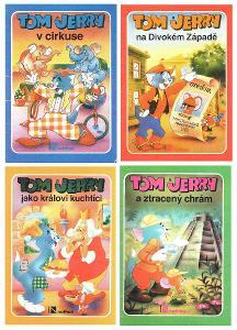 Tom a Jerry - 4 příběhy z roku 1990