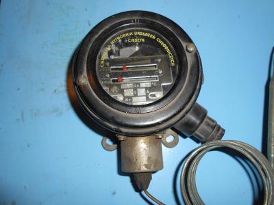 termostat 20 - 80° C