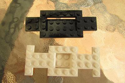 lego -  2x podvozek