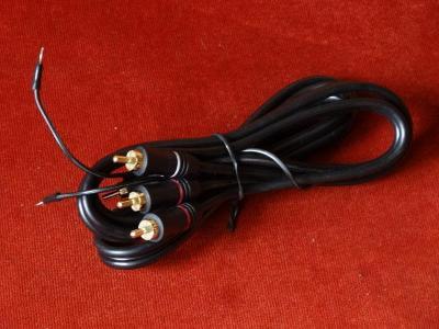 PRO JECT nový PHONO kvalitní kabel ke gramofonu