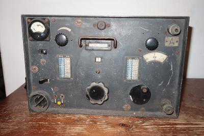 Německý válečný  rádiový přijimač Torn E.B