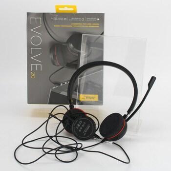 Kabelová sluchátka Jabra Evolve 20