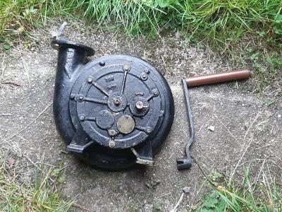 ČSLA, vojenský pevnostní ventilátor