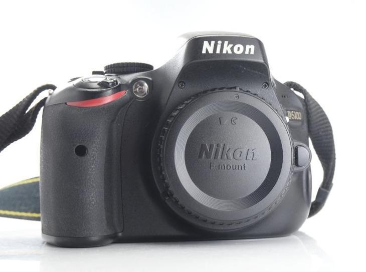 Nikon D5100  - Foto