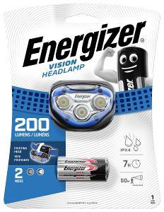 Svítilna čelovka 3xLED 200 lm / 3xAAA Energizer