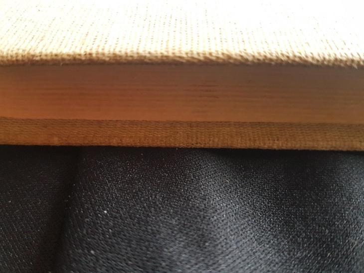 kronika v plátně, nepopsaná 31 x 23 cm - Antikvariát